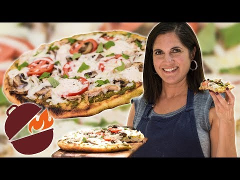 Every Hack You Need for Easy DIY Grilled Pizza | Mom's Grilling Hacks