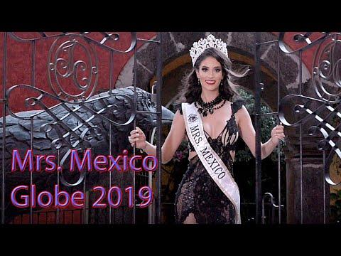 Mrs. Mexico Globe 2019 - Estefania Carrillo