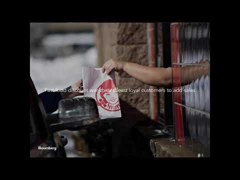 In fast food wars, scale matters