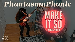 148 BPM | Fantasy Guitar Tapping Groove | Make It So  - PhantasmaPhonic | Song #36