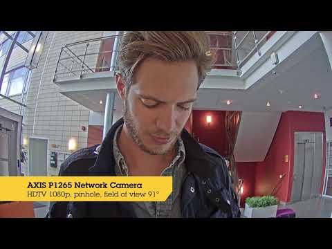 Axis P1275 Network Camera 0928-001