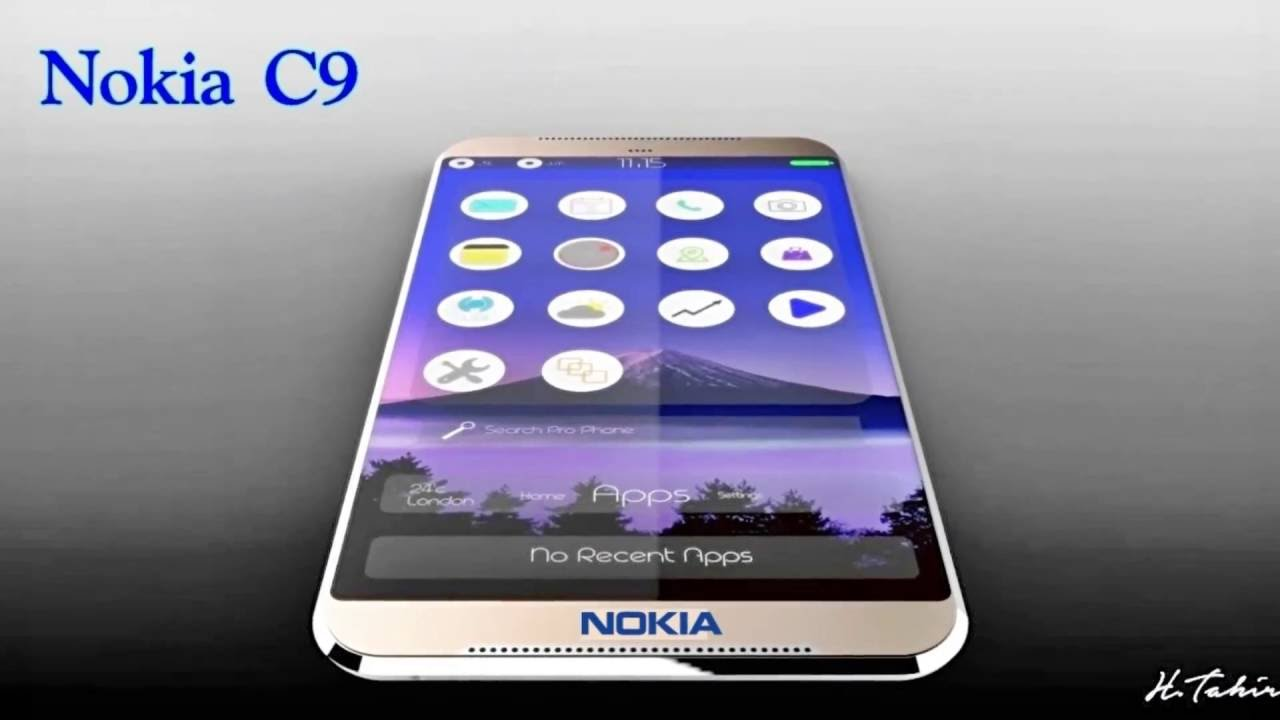 Nokia c9 ANDROID smartphone 2016 | NOKIA LAUNCHED ANDROID PHONE | UPCOMING  SMARTPHONE 2016-2017