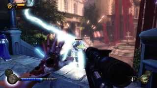 BioShock Infinite Mac - Favorite Weapons & Vigors