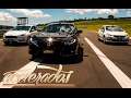 FORD FOCUS x HONDA CIVIC x PEUGEOT 408 ? VR C/ BARRICHELLO #90 | ACELERADOS (ENGLISH SUBTITLES)
