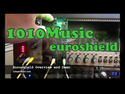 1010Music Euroshield Overview and Demo