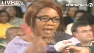 SCOAN 10/08/14: Woman Delivered From The Satanic Kingdom, Emmanuel TV