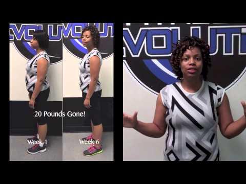 Fitness Revolution- 20 in 6:LeKesha Churn