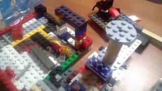 Как построить собственную базу из лего(В этом видео показана база которую можно собрать из домашней коллекции деталей лего., 2016-05-26T17:41:10.000Z)