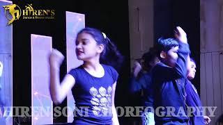Kem Cho & Ankh mare Dance Choreography I Hiren Soni Choreography I Bollywood Dance