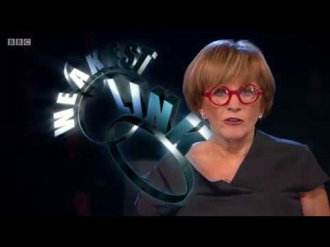 The Weakest Link 2017 Celebrity Special (BBC Children in Need)