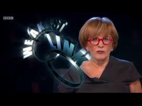 The Weakest Link returns for celebrity special - Digital Spy