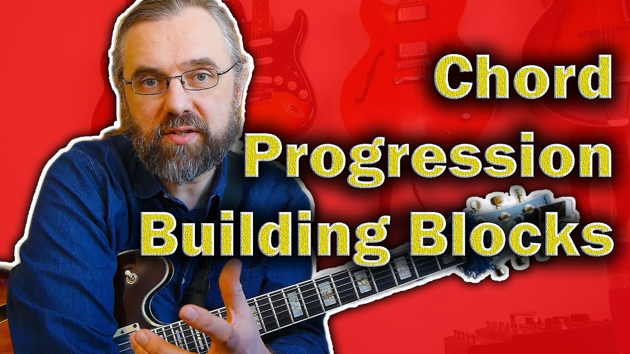 Jazz Chord Progression Knowing The Blocks That Make Up The Jazz
