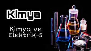 2020 AYT 12.Sınıf KİMYA Kimya ve Elektrik-5 MEB Kazanım Testi-5