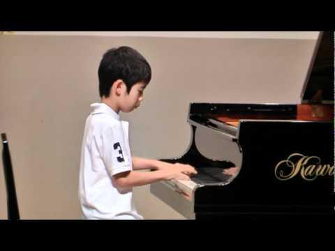HANABI ピアノ発表会 ミスチル 2009  Mr.Children