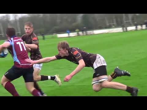 Monmouth 1st XV v Welsh Crawshays - Thursday 19th October 2017