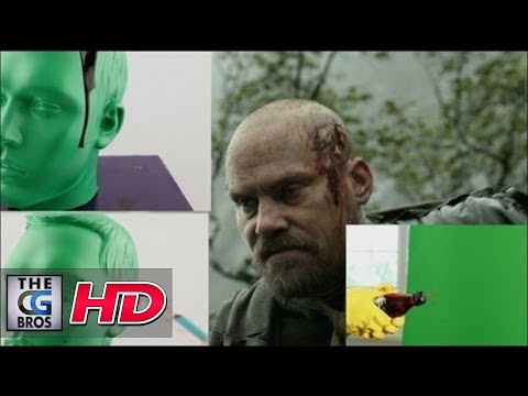 "CGI VFX Breakdowns HD: ""Flukt"" (aka ""Escape"") by Ghost VFX"