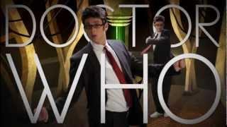 Doc Brown Vs Doctor Who   10 Hour Loop   EPIC RAP BATTLES OF HISTORY