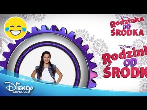 Rodzinka od środka – Interaktywne Video. Oglądaj w Disney Channel!