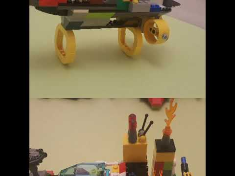 Lego ship & Lego Tasarım