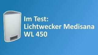 lichtwecker medisana wl 450 imtest