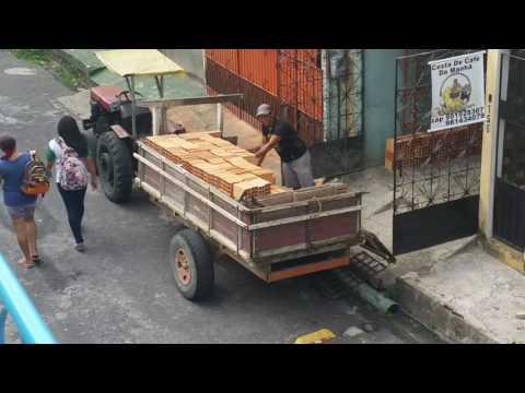 Brick Delivery Belem Brazil