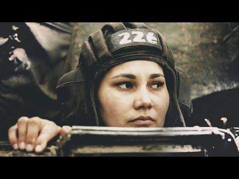 Первый в армии РФ женский экипаж танка сняли на видео