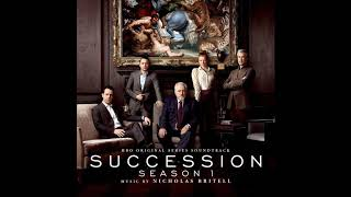Theme Variation - Piano, Orchestra, 808 Succession Season 1 OST
