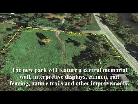 Saratoga Surrender Site Memorial Park