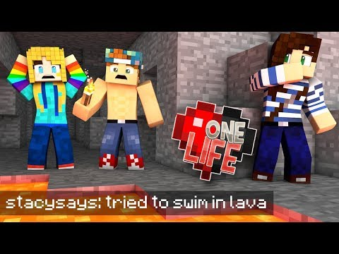 Faking My Death (Prank!) - One Life Minecraft SMP (Ep.15)
