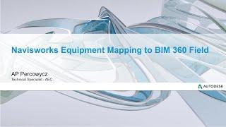 tracking equipment status in bim 360 field and navisworks