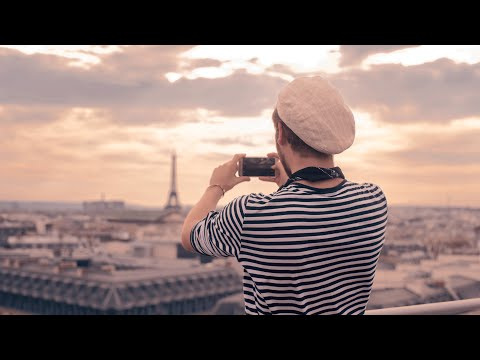 Travel Vlog: A Day In Paris 4k