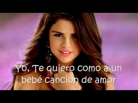 Selena Gomez - Love You Like a Love Song [Lyrics Subtitulada Español]