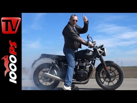 Brat Tracker Kit 2016 | Triumph Street Twin 2016 | Dauertest Teil 2