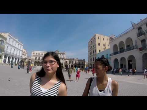 Spring Break in Cuba Vlog Ep. 1 La Habana/Havana