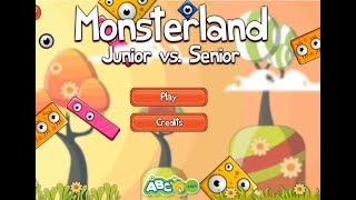 Monsterland : Junior vs Senior let's play (full game) walkthrough gameplay playthrough