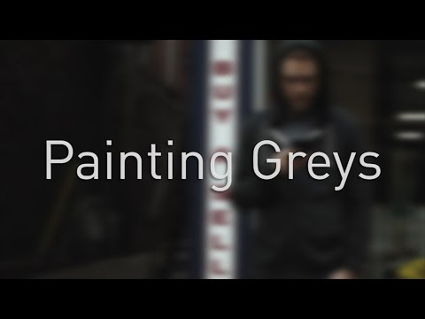 Emmit Fenn - Painting Greys (Music Video)