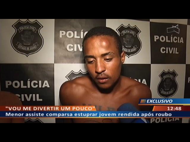 DF ALERTA - Jovem abusada por ladrão perto do filho recém-nascido