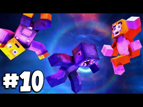 Minecraft - TIME TRAVELLERS! - THE BIG DAY! #10 W/Stampy & Ash!