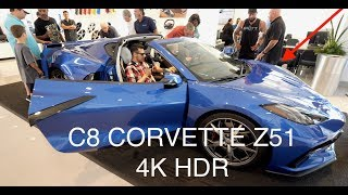 C8 Corvette Z51 - Every Square Inch in 4K!