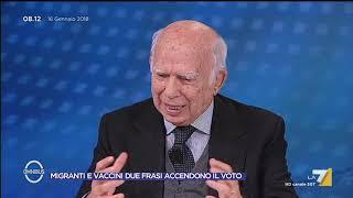 Omnibus - Meno tasse per tutti, torna Silvio (Puntata 16/01/2018) thumbnail