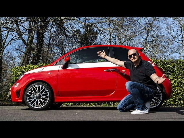 CARVLOG #1 FIAT 500 ABARTH