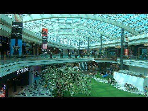 Mall Plaza Vespucio In Santiago, Chile