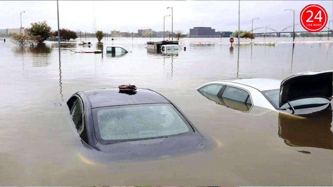 Lũ Lụt Trung Quốc 26 8 Lũ Lụt Kinh Hoang Cuốn Troi 14 Người Thiệt Mạng đập Tam Hiệp Lũ Lịch Sử Youtube
