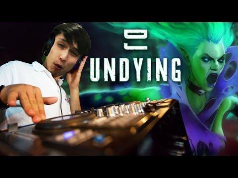 DJ UNDYING GOING HAM (SingSing Dota 2 Highlights #1400)
