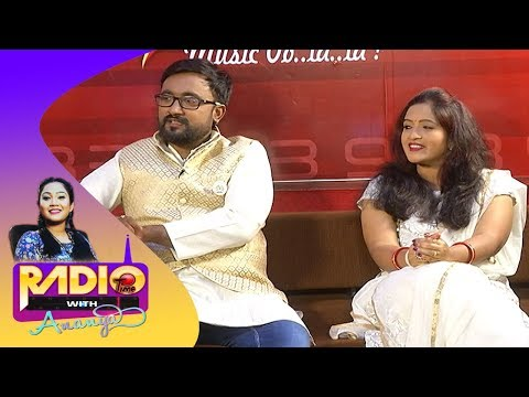 Radio Time with Ananya | Candid Talk with Singer Sangram & Sasmita | Celeb Chat Show | Tarang Music