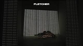 FLETCHER - About You [you ruined new york city for me]