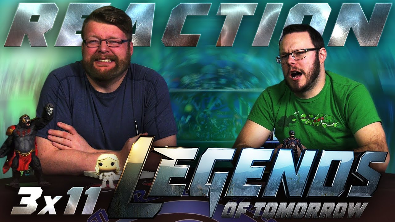 """Download Legends of Tomorrow 3x11 REACTION!! """"Here I Go Again"""""""