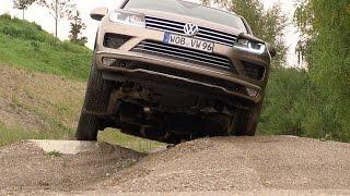 ► 2015 Volkswagen Touareg OFFROAD Demo