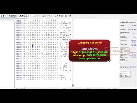 Extract Lenvov B50 -80 Bios from EXE using LBE 1 3 ( P1