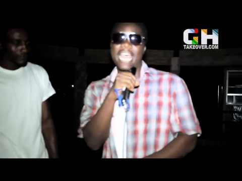 HOW TO RAP in twi- OBIBINI (GHTO freestyle)